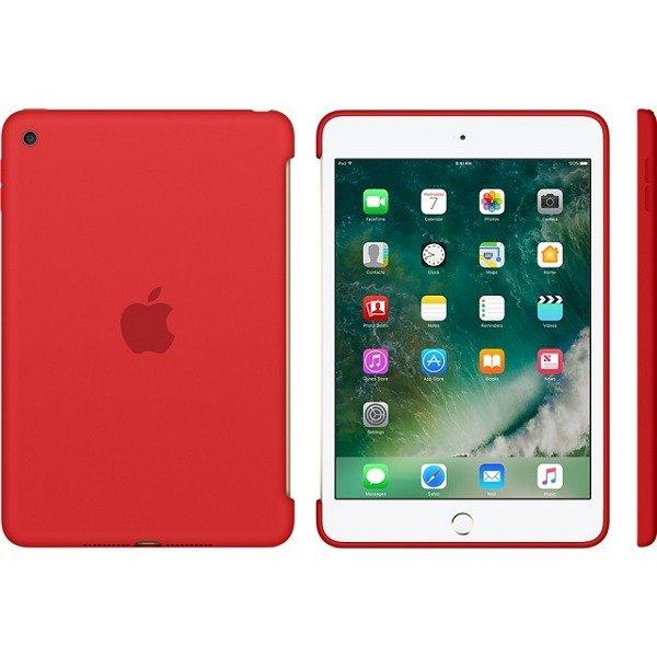 c6a592367f7ecd Apple iPad mini 4 etui Silicone Case MKLN2ZM/A - czerwony | Pokrowce ...