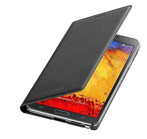 79efe95b773029 ... Samsung Galaxy Note 3 etui Flip Wallet EF-WN900BB - czarny ...