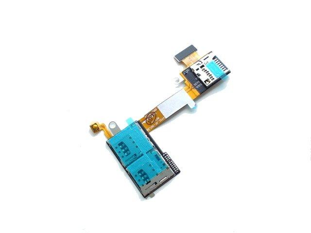 Sony Xperia M2 Dual D2302 Czytnik Kart Sim I Microsd Czesci I