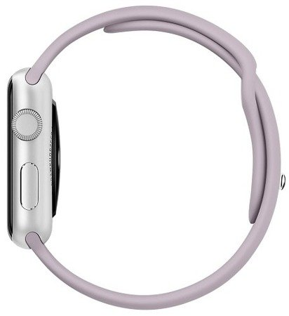 Apple Watch 42 mm pasek Sport Band MLL22ZM/A - Lavender