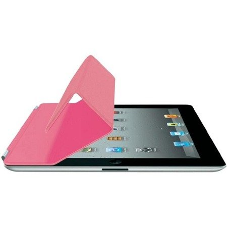 Apple iPad 2/ 3/ 4 etui Smart Cover MD308ZM/A - różowe