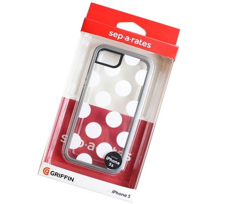 Apple iPhone 5/ 5s/ SE etui Griffin Separates GB38059 - biały
