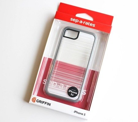 Apple iPhone 5/ 5s etui Griffin Separates GB37654 - biały
