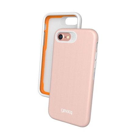 Apple iPhone 7/ 8 etui GEAR4 Trafalgar IC7071D3 - różowe