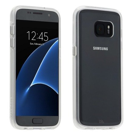 Case-Mate Samsung Galaxy S7 etui Naked Tough CM033940 - transparentne