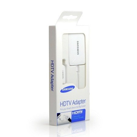 Samsung ET-H10FAUW Galaxy S4 adapter z micro-USB na HDMI