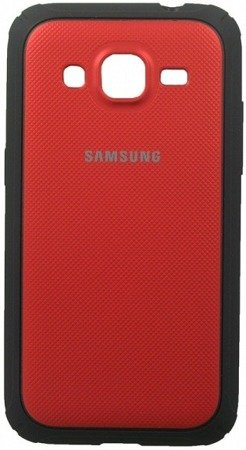 Samsung Galaxy Core Prime etui Protective Cover EF-PG360BR - czerwony