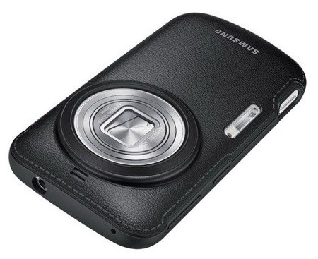 Samsung Galaxy K zoom etui Protective Cover EF-PC115BB - czarne