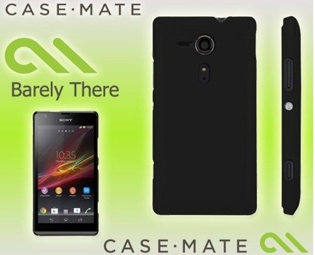 Sony Xperia SP etui Case-Mate Barely There CM027506 - czarne