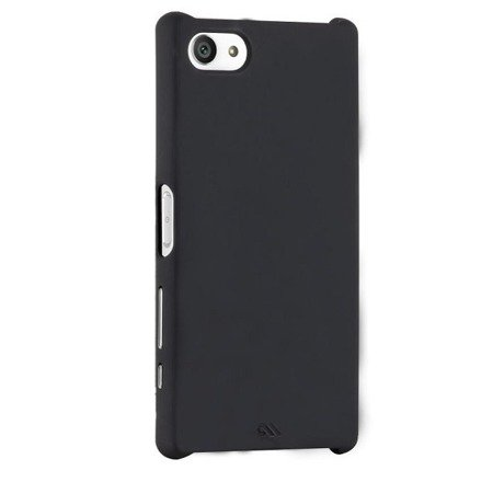 Sony Xperia Z5 Compact etui Case-Mate Barely There CM033739 - czarne